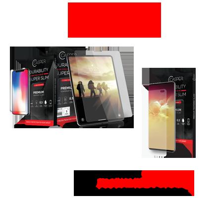 Casper Tempered Glass